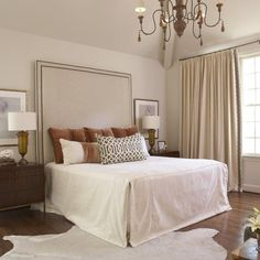 Built In Headboard Design Ideas, Pictures, Remodel, and Decor - page 27