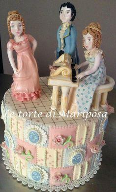Jane Austen cake! Le torte di Mariposa