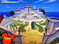 Disney's Hercules Season 1 Episode 12 Hercules and the Living Legend