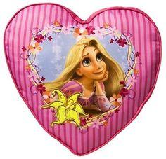 Disney Tangled Rapunzel Heart Shaped Pillow by Jay Franco & Sons, Inc., http://www.amazon.com/dp/B003V5D9EK/ref=cm_sw_r_pi_dp_-UXArb12B6RKC