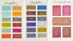 This 700-Page Catalog Of Color Was Created Nearly 3 Centuries Before Pantone (Fast Company)