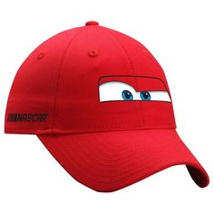 New Era Youth Cars 3 NASCAR Lightning McQueen Adjustable Hat - Red