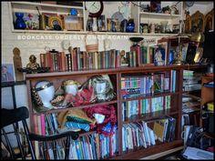 Bookshelves in order again! Dec 2016