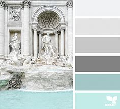 Antiquity Tones | design seeds | Bloglovin'