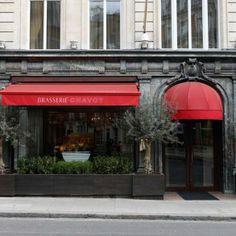 Brasserie Chavot, London