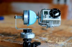 GetawayMoments: How To Make A GoPro Pan Tilt Time-Lapse Rig