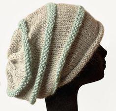 Baby Alpaca Beanie Hat