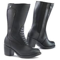 20b58c2f9bc27d TCX Lady Classic WP Boots Leather Motorcycle Boots, Waterproof Motorcycle  Boots, Waterproof Boots,