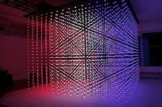 Submerged in the Depths of Three-Dimensional Lights - My Modern Metropolis