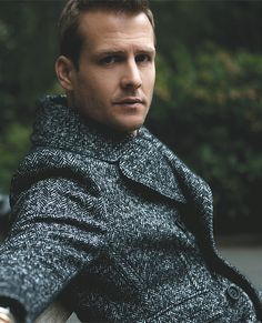 Gabriel Macht ( Harvey Spector from suits )