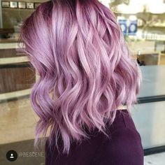 30 Purple Hair Designs We Wish We Had CherryCherryBeauty.com #purplehair