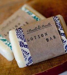 Lotion in a bar! Say no to 3OZ TSA rules! Use on airline, in airport, in the car, anywhere! Natural Solid Lotion Bar | Women's Beauty | Reveille Reveille | Scoutmob Shoppe | Product Detail #alltravelersallowed Wild Side Destinations