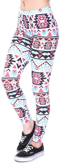 Boho Chic is totally in this Season! Leggings for $17.95 are a great deal and you will love the pattern and fit! Don't forget code PIN20 for 20% off with free shipping.