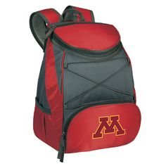 Picnic Backpack NCAA Minnesota Golden Gophers