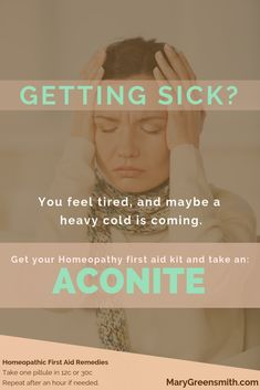 Feel tired and run down? If you feel a cold coming on take an Aconite. Alternative Health, Alternative Medicine, Varicose Veins Treatment, Homeopathy Medicine, Body Workout At Home, Heath And Fitness, Homeopathic Remedies, Feel Tired, Tips