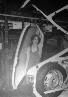 Old Saab factory