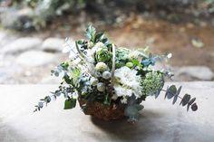 basket : seasonal【S】 - THE LITTLE SHOP OF FLOWERS
