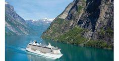 ¿Ideas para este verano? Te proponemos disfrutar de unos espectaculares paisajes de los fiordos noruegos a bordo de los barcos de la prestigiosa compañía noruega Hurtigruten.  Salidas diarias para un de los viajes más bellos del mundo