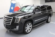 Cool Awesome 2017 Cadillac Escalade 2017 CADILLAC ESCALADE ESV LUX 4X4 SUNROOF NAV HUD 22'S #119319 Texas Direct 2018 Check more at http://24cars.cf/my-desires/awesome-2017-cadillac-escalade-2017-cadillac-escalade-esv-lux-4x4-sunroof-nav-hud-22s-119319-texas-direct-2018/