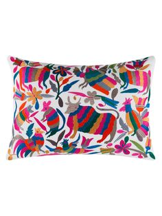 Toli Global Pillow from Think Spring: Floral Pillows From $29 on Gilt