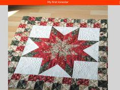Craftsy Lone Star Pattern