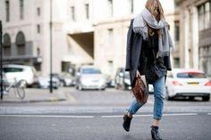 Street Style : The Best Street Style From London Fashion Week