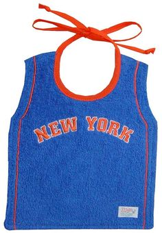 New York Kinicks Jersey Bib