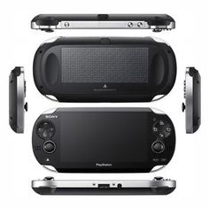 a sony playstation vita handheld remote play gaming console with wifi black