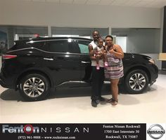 Fenton Nissan of Rockwall Customer Review  David was awesome! We came in and told him exactly what our family needed and he made it happen. I usually hate the car buying experience, but David was professional, relatable and honest. I appreciate him and will definitely go back for any of our future needs would recommend him to any looking for someone who will get them what the want! Thanks David, I'm loving my new mama sassiness.  Marisa…