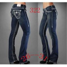 True Religion women skinny jeans 1d97e3ce36
