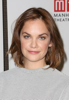 Ruth Wilson's hair color is great! Kathryn character reference.
