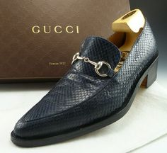 $499 #gucci #loafers #snakeskin