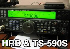 Kenwood TS-590S - Radio Equipment: HF Transceivers: Kenwood TS-590S