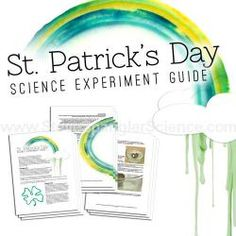 St. Patrick's Day crafts and science fun! with @SteveSpangler
