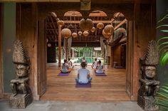 Blue Karma Senses a space to share wellness and holistic experiences.