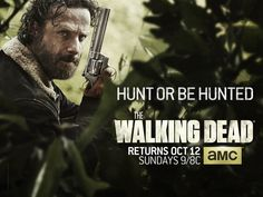 New 'Walking Dead' Poster Hints At A Very Grim Season 5 Story Line