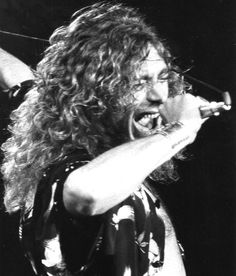 Robert Plant. Yup saw him in Cleveland in 75? Wearing this! Will never forget it! Awesome concert!