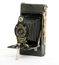 Perfect antique camera