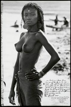 Peter Beard, Princess Loingalani, Kenya, 1967.