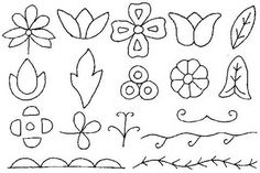native american floral beading patterns - - Yahoo Image Search Results