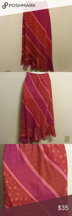 NWT Worthington Woman Dark Pink Asymmetrical Skirt New with Tag Worthington Woman Dark Pink Asymmetrical Long Maxi Skirt Size 16W. Feel free to ask questions. From Non-Smoking, Pet Friendly Home. NO Trades, OPEN to Bundles and Best Reasonable Offers using the buttons, Please Not in the Comments.  Please check out my other items. Thank you for visiting my closet! :) Worthington Skirts Asymmetrical