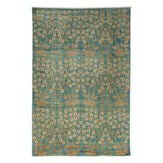 "Adina Collection Oriental Rug, 6'2"" x 9'1"""
