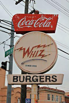 Whiz Burgers : Whiz Burgers 700 S Van Ness Ave San Francisco