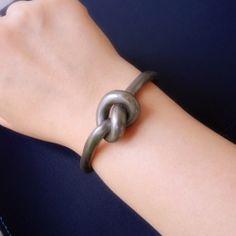 DIY 'Celine' Knot Bracelet by asplendidassemblage  #DIY #Bracelet #Knot