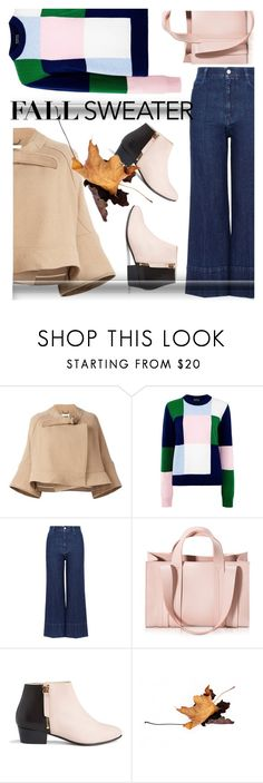 """Untitled #519"" by m-jelic ❤ liked on Polyvore featuring Chloé, Markus Lupfer, STELLA McCARTNEY, Corto Moltedo and Nine to Five"