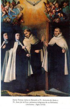 Teresa de Jesus y Juan de la Cruz