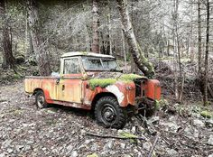 Suv 4x4, Land Rover Defender, Range Rover, Offroad, Discovery, Abandoned, Land Rovers, Rust, Vehicles