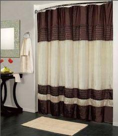 ibiza fabric shower curtain - Google Search