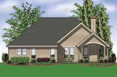 Plan #48-292 - Houseplans.com