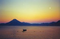 Klaus Heidemann: Blog über Grafikdesign, Reisen, Wein u.v.m.: Der Atitlán-See – eine berauschende Landschaft
